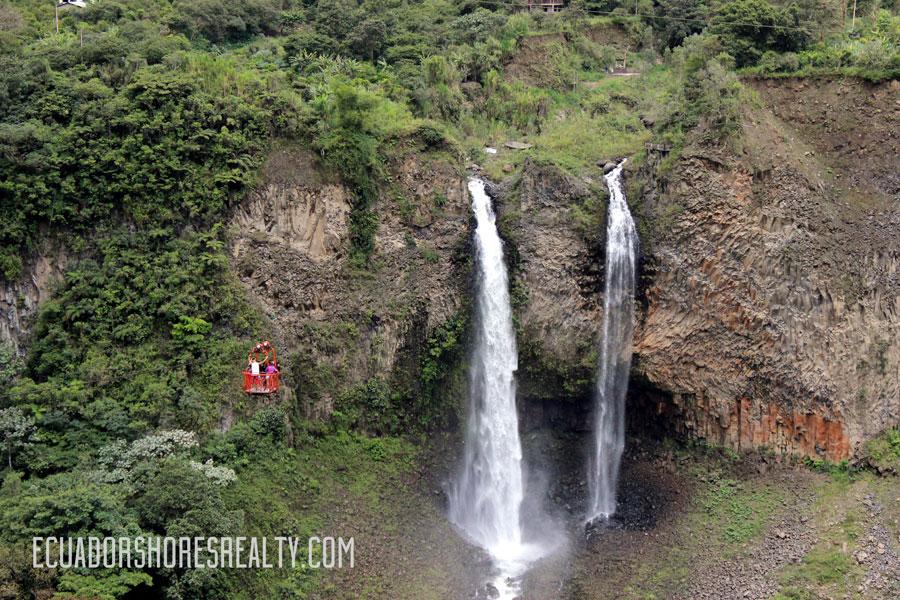 bannos falls